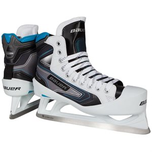 SKATES BAUER REACTOR 5000 YOUTH
