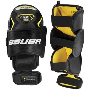 KNEE GUARDS BAUER SUPREME JUNIOR
