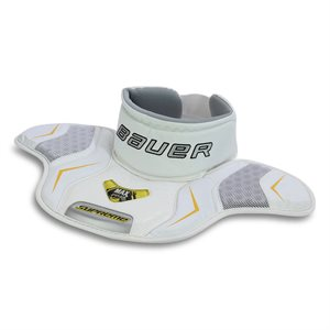 NECK GUARD BAUER SUPREME SENIOR