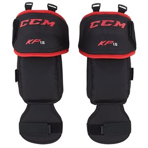 CCM KNEE GUARDS 1.5 JUNIOR