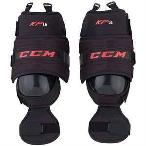 CCM KNEE GUARDS 1.9 SENIOR