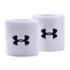 "UNDER ARMOUR PERFORMANCE WRISTBANDS 3"" YOUTH"