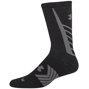 UNDER ARMOUR UNDENIABLE CREW SOCK MEN